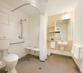 Wheelchair Accessible Bathroom Susan Flickr - Accesible bathroom