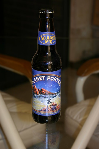 Planet Porter - Boulder Beer | by ReeseCLloyd