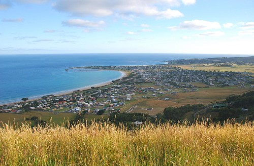 apollo bay from mariner's point | by hopemeng