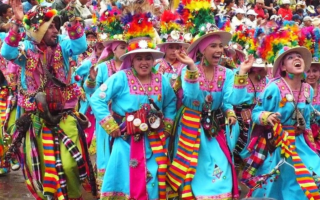Carnaval - Oruro, Bolivia