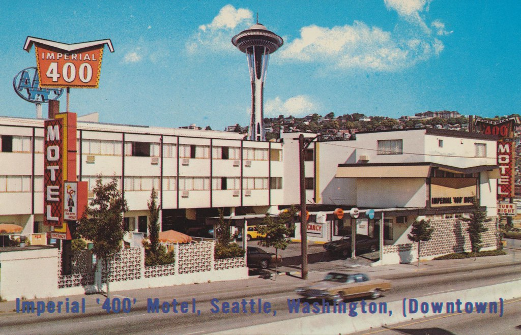 Imperial '400' Motel - Seattle, Washington
