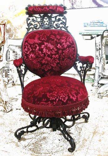 Victorian Office Chair | By Tigerlillyshop Victorian Office Chair | By  Tigerlillyshop