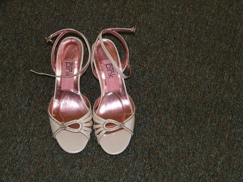 Shoes For Brides Not On Heel