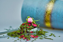Cranbery Rose Green Tea Blend | by ESPemporium