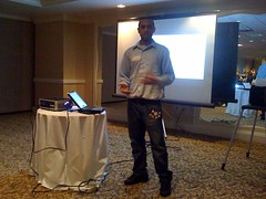 Ptah Dunbar talking about WordPress Framework | by Global Strategies International