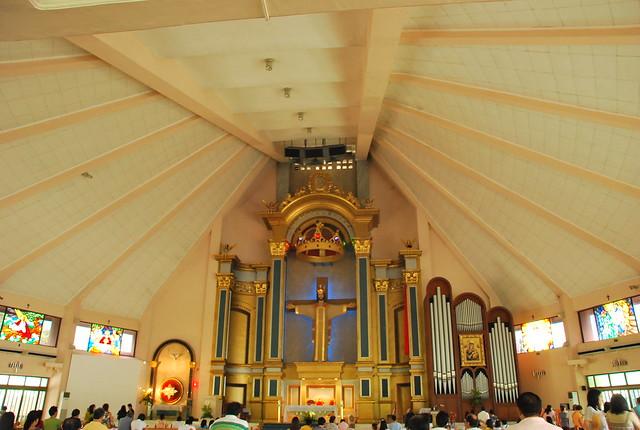Visita Iglesia, Christ the King Church, Green Meadows