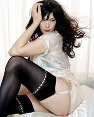 Liv Tyler in Black Stockings | by digwig