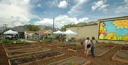 Ogden Community Gardens By Grounds For Coffee 30th St