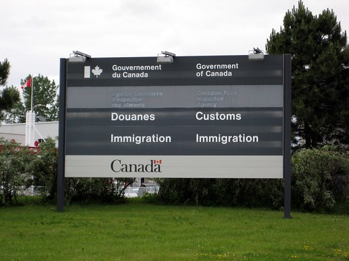 Douanes Canada Customs | by MPD01605