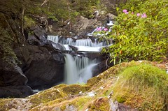 Waterfall at Inverar | by Photographic View Scotland