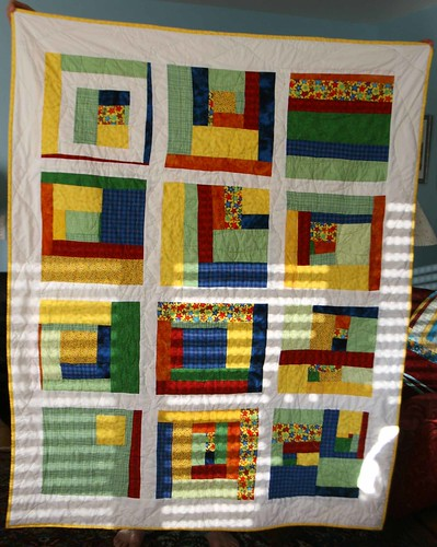another improv quilt | by ashmom