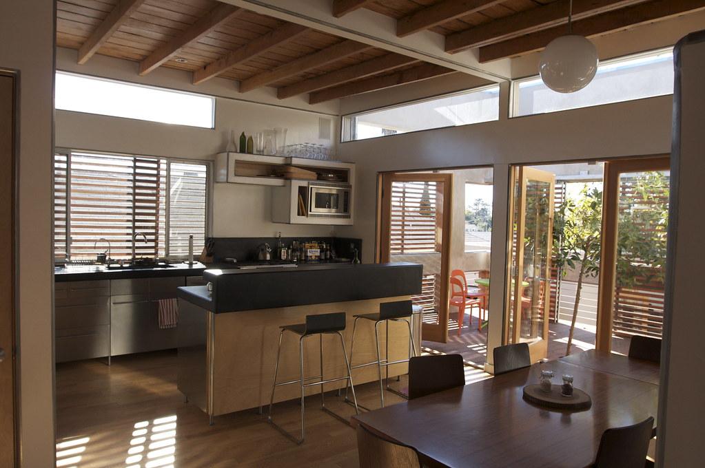 Sustainable Kitchen | Kitchen All the kitchen countertops ar… | Flickr