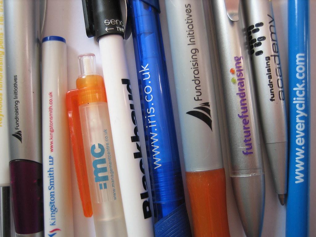 Resultado de imagen de promotional pen