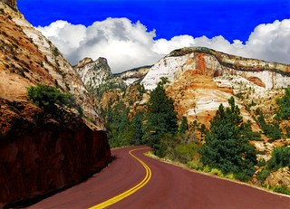 Road To Zion | by paynepat44