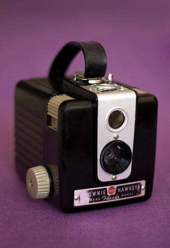 Brownie Hawkeye | by victoria.anne
