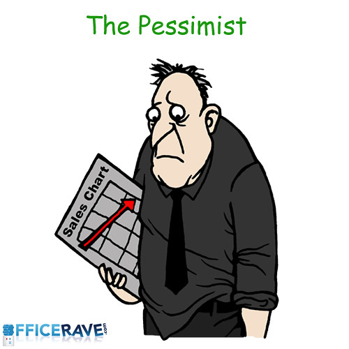 Office Stereotypes For Office Humor Stereotypes The Pessimist By Officeravecom Humu2026 Flickr