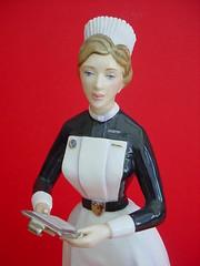 Nursing Sister UCH Royal Worcester | Peter Maleczek