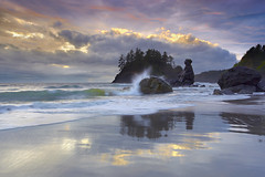 Trinidad Surf - Humboldt County, California | by PatrickSmithPhotography