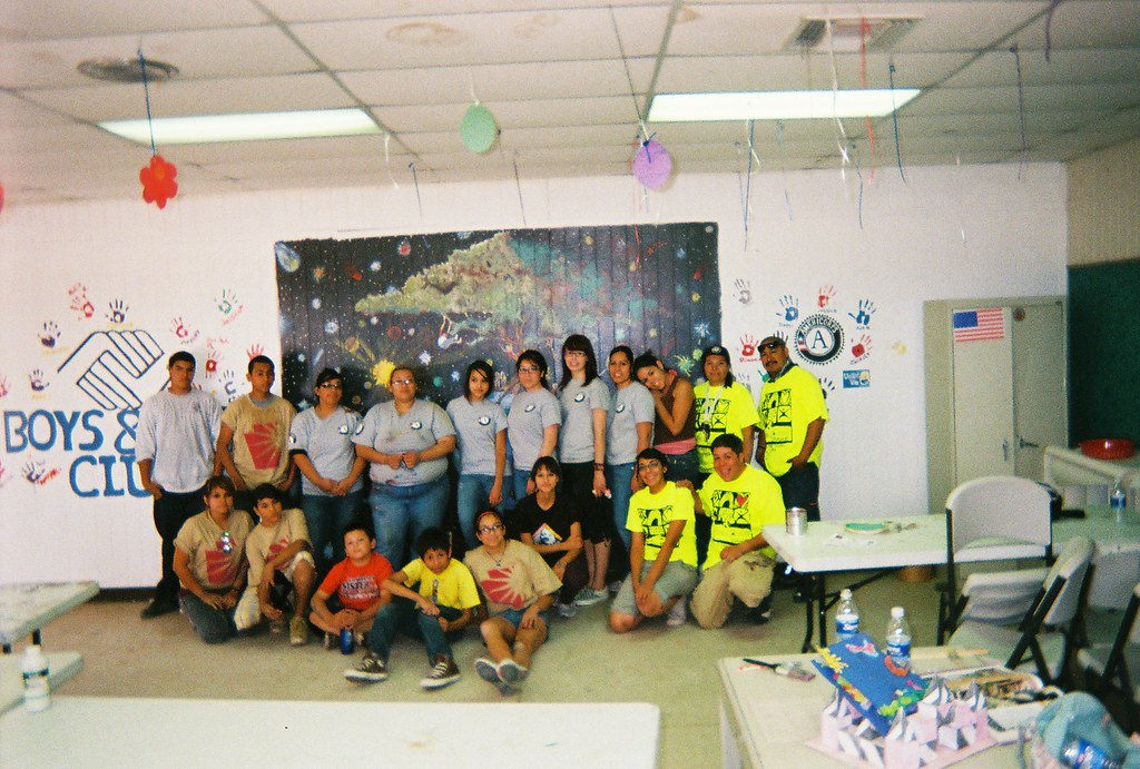 Gysd Montana Vista Boys And Girls Club El Paso Tx Flickr