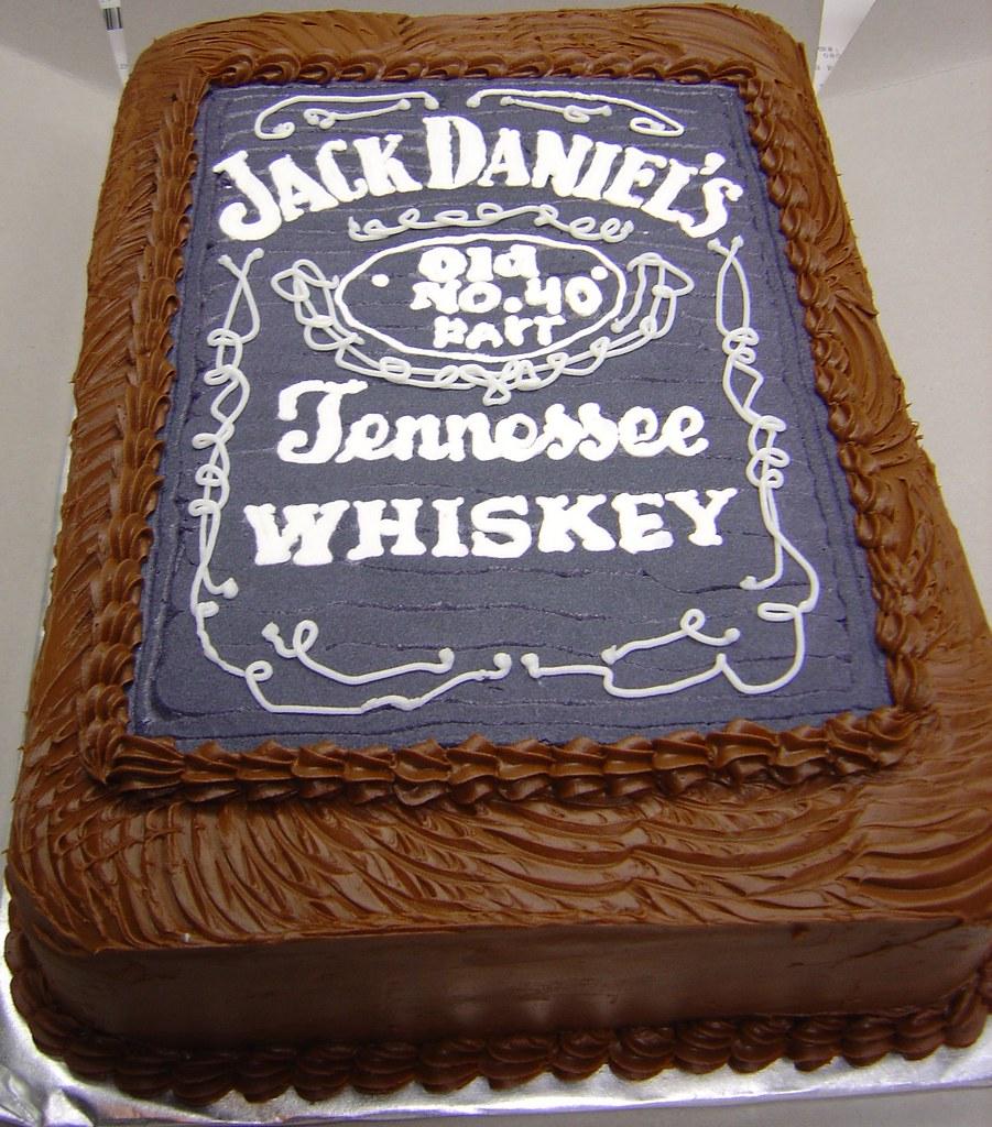 Jack Daniels Cake Arleen Ford Flickr