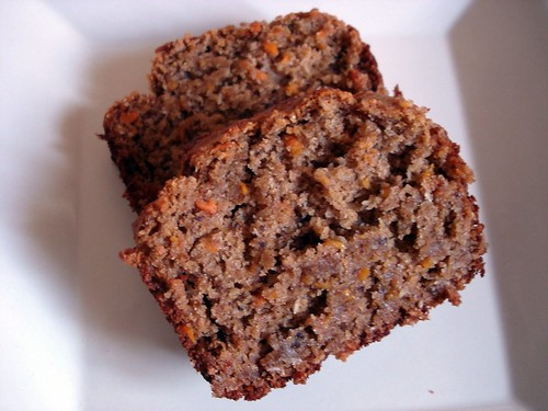 Carrot Snack Cake (Vegan) | by The Shellyfish