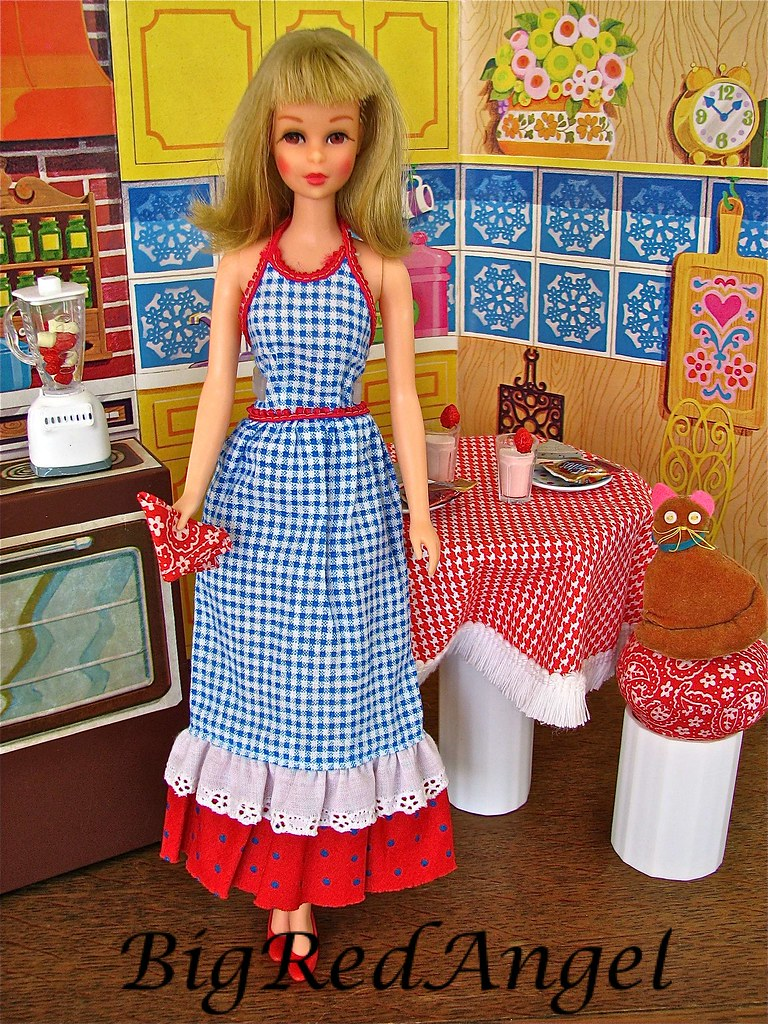 Francie\'s Country Kitchen Gift Set | Francie is so concerned… | Flickr