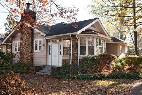 Craftsman Home 1 Elizabeth Charlotte North Carolina
