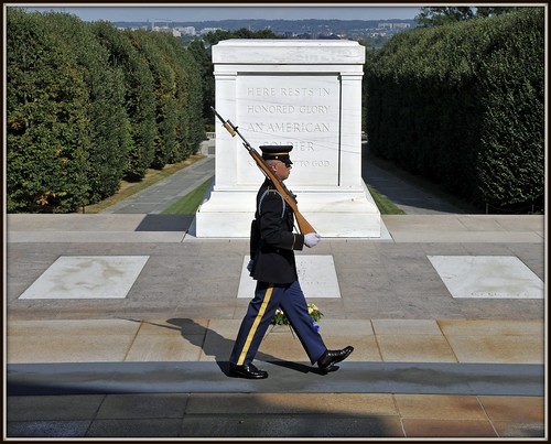 "Tomb of the Unknowns (""Unknown Soldier"") - U.S. 