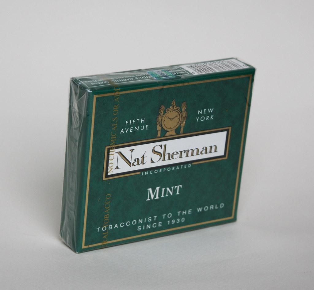 Nat Sherman [Coloured, 120mm] | Talking Smoking Culture