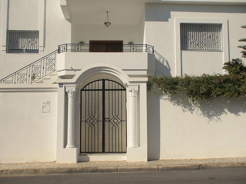 Entree Maison Exterieur Tunisie