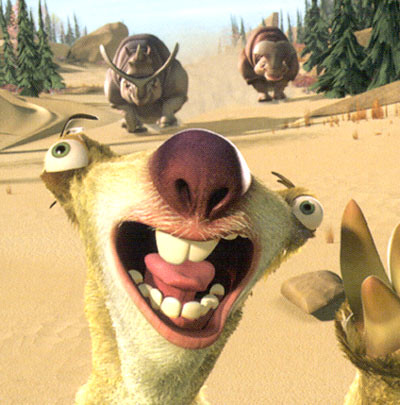 ICE AGE  Flickr