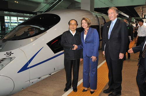 High Speed Train | by Leader Nancy Pelosi
