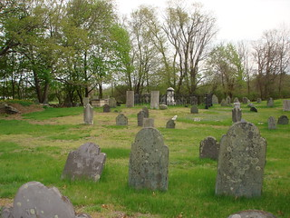 Old Burying Ground, West Bridgewater, MA | by midgefrazel