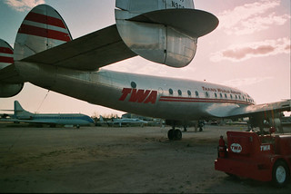 N90831 / 517 Lockheed L-049 Constellation (cn 1970) Trans World Airlines - TWA. | by ATom.UK