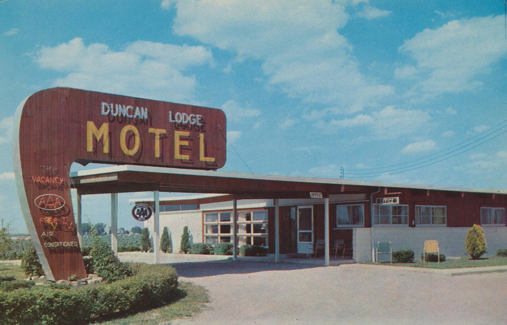 Duncan Lodge Motel - Kentland, Indiana