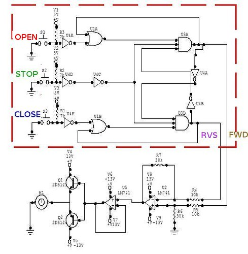 Schem This Is A Circuit Diagram I Found Online Here Www