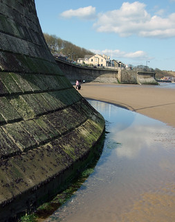 Filey Sea Wall | by Cathy@37