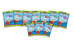 Surf Sweets Family of Products | by Surf Sweets Organic and Natural Gummy Candy