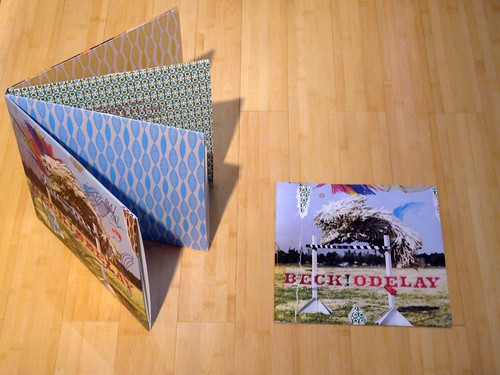 Beck Odelay Deluxe 4xlp Album Deluxe Reissue Beck S