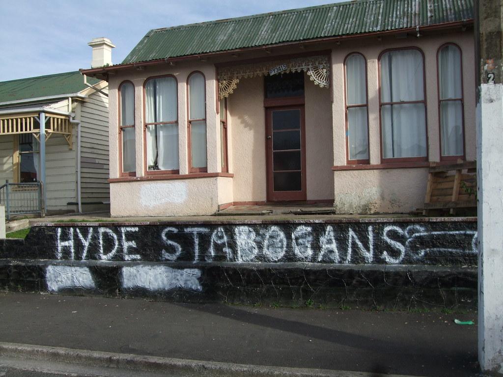 Hyde St Bogans