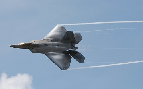 F-22 Raptor | by pablolopez26