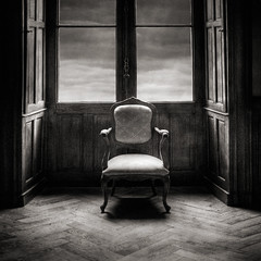 Empty Armchair | by yves.lecoq
