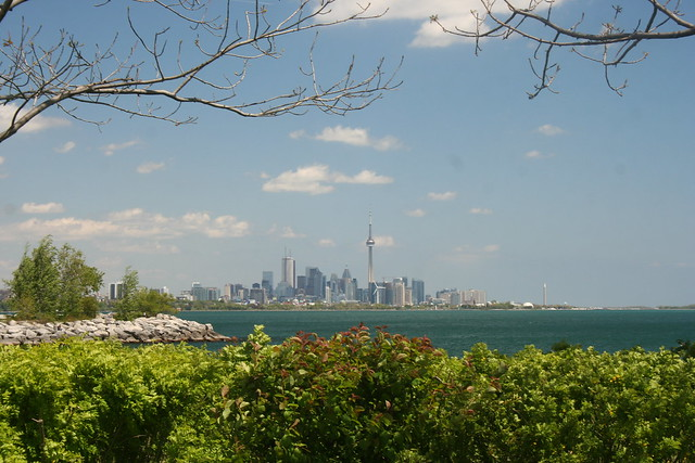 Toronto Skyline, Humber Bay Park West, Toronto_1079
