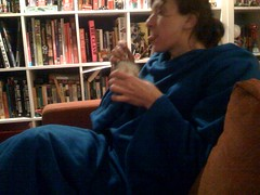Snuggie Time (The Triathlot in Winter) | by Mike Monteiro