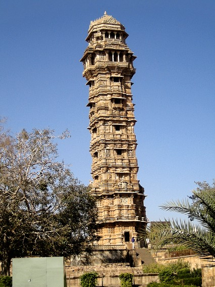 Victory Tower, Chittorgarh Fort, Rajasthan