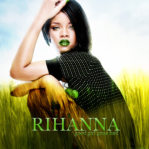 Rihanna Bad Girl Single