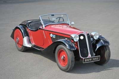 1935 BMW 315 -1 Roadster | carandclassic.uk | Willem S Knol | Flickr