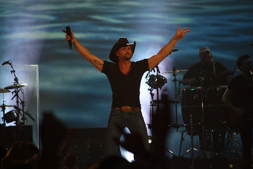 Tim McGraw | by 1035 WEZL