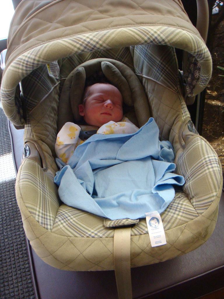 car seat strangles improperly secured infant. Black Bedroom Furniture Sets. Home Design Ideas