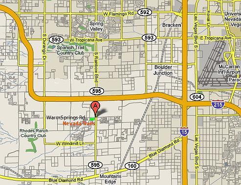 The Park Las Vegas Map.Nevada Trails Park Las Vegas Nevada Trails Park 7075 Mar Flickr